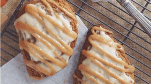 Paleo pompoen scone recept