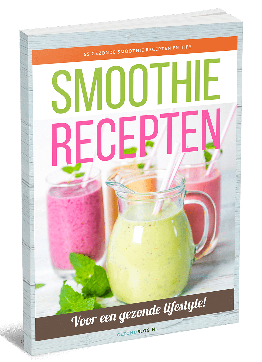 receptenboek smoothies