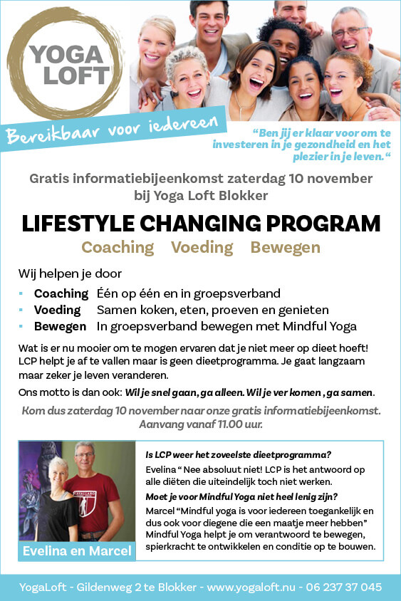 Lifestyle Changing Program